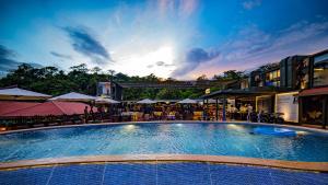 DATA Resort by Della Adventures, Rezorty  Lonavala - big - 38
