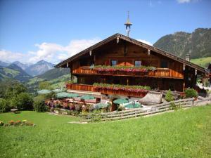 Alpengasthof Rossmoos - Hotel - Alpbach