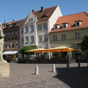 Hotel-Cafe am Rathaus - Gardelegen
