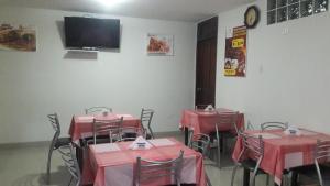 Hostal Turístico Huella's, Vendégházak  Trujillo - big - 25