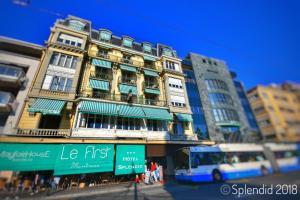 Hotel Splendid - Montreux