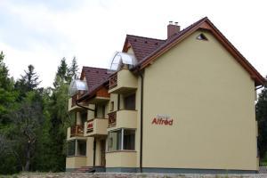 Penzión Alfréd - Hotel - Stará Ľubovňa