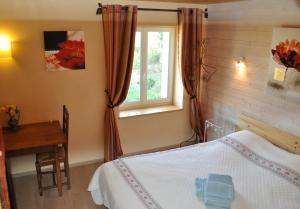Bed & Breakfast Domaine De Bayanne - Saint-Lattier