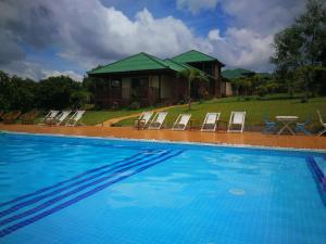 Ratanakiri Paradise Hotel & SPA, Отели  Banlung - big - 34
