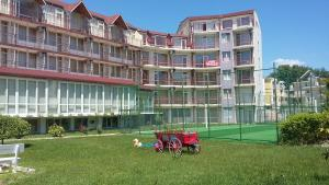 Club Hotel Vedren, Hotely  Kranevo - big - 61