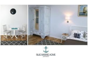 Blue Marine Home