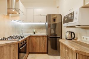 Victory Park apartment, Apartmanok  Odessza - big - 58