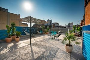 Habitat Apartments Cool Jazz, Апартаменты  Барселона - big - 82