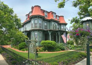 The Queen Victoria Bed & Breakfast, Panziók  Cape May - big - 127