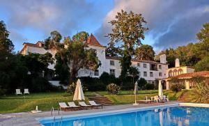 Quinta de Sao Thiago, Sintra
