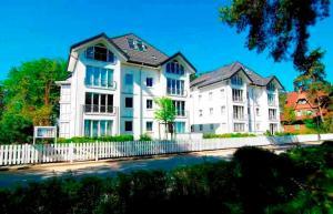 Villa Strandperle_ Whg_ 33, Appartamenti  Bansin - big - 1