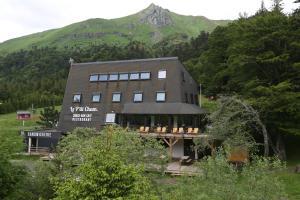 Gîte-Hôtel Le P'tit Cham - Hotel - Le Mont-Dore