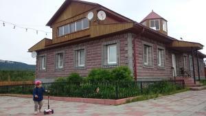 Горный дом Зюраткуль