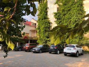Grand Hotel Uyut, Hotel  Krasnodar - big - 76