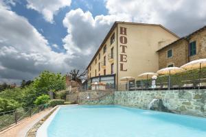 Hotel Dei Capitani, Hotely  Montalcino - big - 44