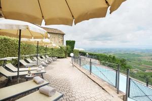Hotel Dei Capitani, Hotely  Montalcino - big - 41