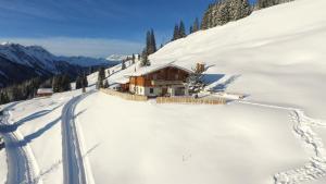 Alpine Deluxe Chalet Wallegg-Lodge - Ski In-Ski Out - Hotel - Saalbach Hinterglemm