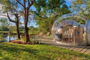 Bubble Lodge Ile aux Cerfs (30 of 71)