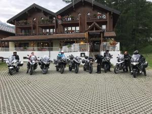Hotel Alpenhof, Hotely  Oberwald - big - 34
