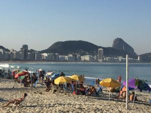 Maison De La Plage Copacabana, Vendégházak  Rio de Janeiro - big - 82