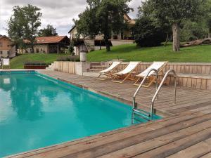 Lavender Hill, Eko resort