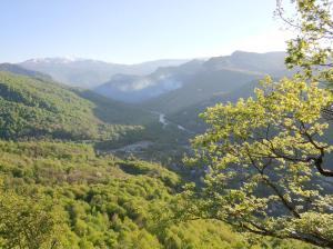 Guest house in mountains, Лоджи  Никитино - big - 51