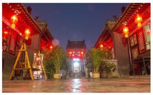 Pingyao Ancient City Zhengxin Caotang Inn, Penzióny  Pingyao - big - 22