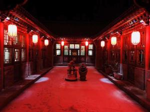 Pingyao Ancient City Zhengxin Caotang Inn, Penzióny  Pingyao - big - 21