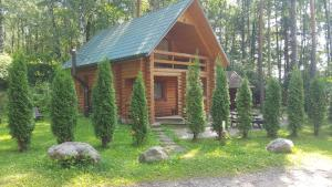 Kempings Lilaste.com - Kundziņsala