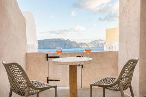 Honeymoon Suite with Outdoor Hot Tub The Dream Santorini