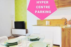 Big Garden Hyper Centre Parking