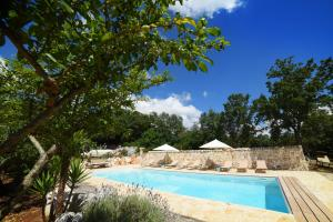 Trulli Alleria, Holiday homes  Ostuni - big - 5