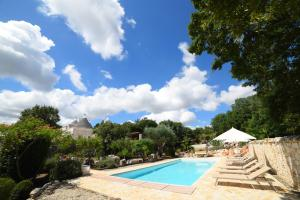 Trulli Alleria, Holiday homes  Ostuni - big - 9