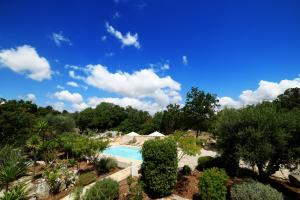 Trulli Alleria, Holiday homes  Ostuni - big - 33
