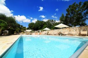 Trulli Alleria, Holiday homes  Ostuni - big - 39