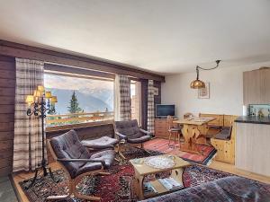 One-Bedroom Apartment Tayannes 223, Apartmány  Verbier - big - 1