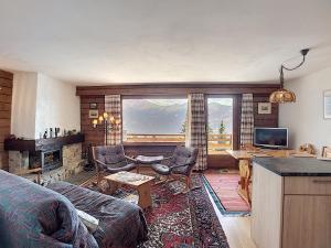 One-Bedroom Apartment Tayannes 223, Apartmány  Verbier - big - 12