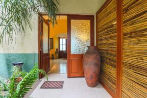 Casa Quetzal Boutique Hotel, Hotels  Valladolid - big - 40