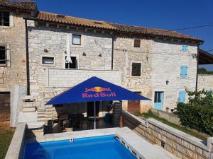 Stone House Istria HRIS1