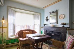 Leith Hall Bed and Breakfast, Panziók  Cape May - big - 22