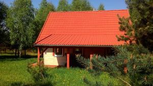 Domek Letniskowy przy lesie