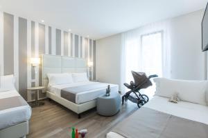 Hotel Luxor, Hotely  Milano Marittima - big - 30