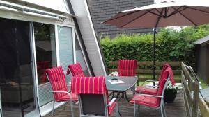 obrázek - Nurdachhaus 128 Ferienpark Fedderwardersiel