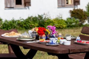 Windmill vacation home in Ledzin near Baltic Sea
