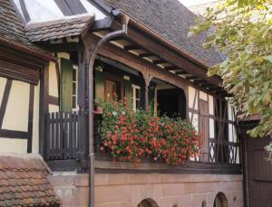 """Location gîte, chambres d'hotes Maison d'hôtes """"Au Fil du Temps"""" dans le département Bas Rhin 67"""