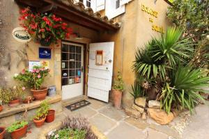 Le Jardin de la Sals (Ecluse au Soleil), Bed and Breakfasts  Sougraigne - big - 40