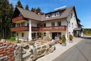 3 hvězdičkový penzion Gasthof Pension Waldfrieden Brand Německo