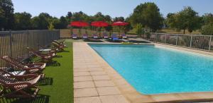 Location gîte, chambres d'hotes Hotel Restaurant Le Grézalide dans le département Lot 46