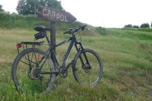 Turismo Rural Can Pol de Dalt - Bed and Bike, Case di campagna  Bescanó - big - 5