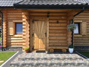 Dom Wakacyjny z bali 'Złoto Północy'